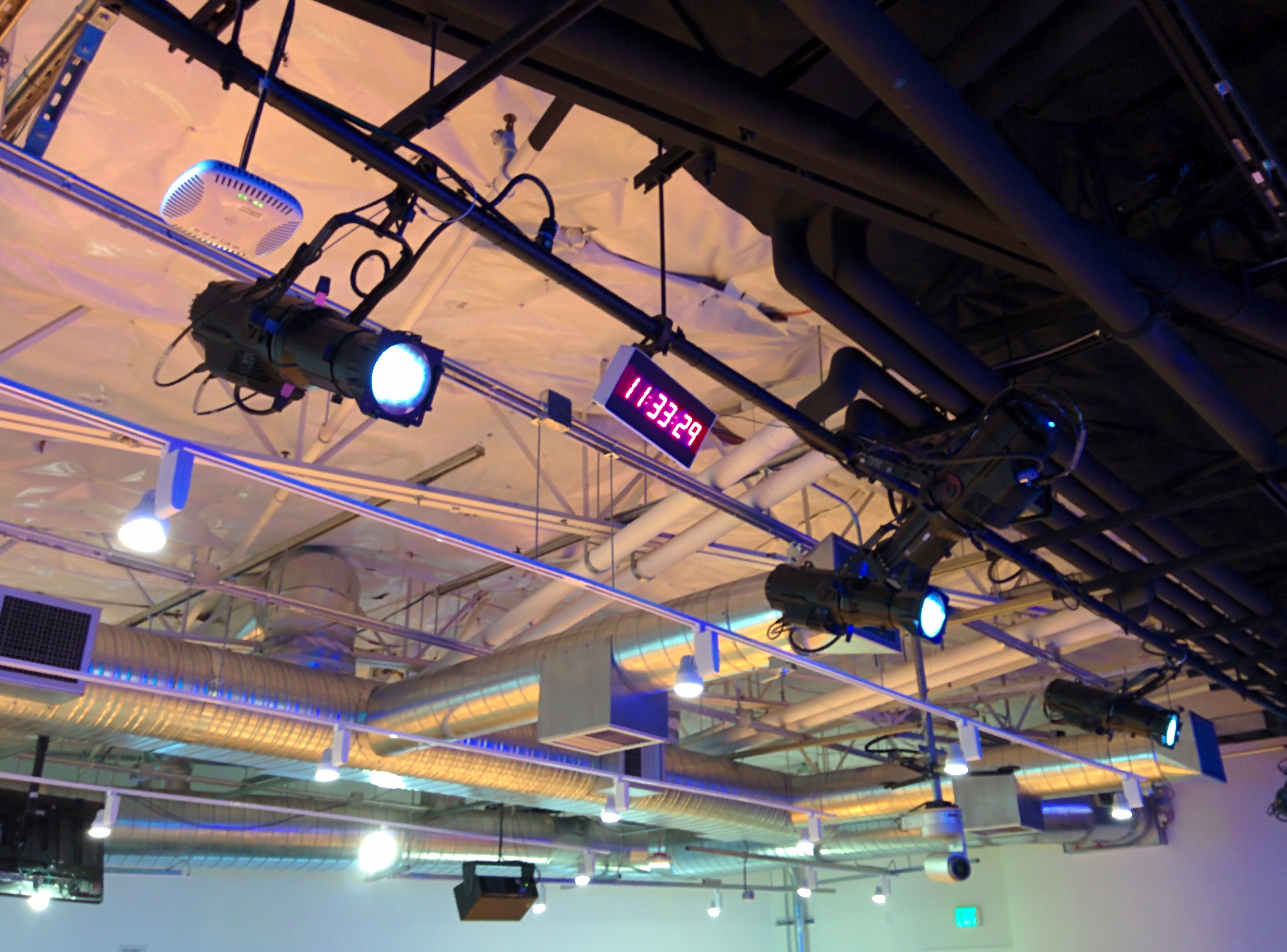 Utilizing everything from conventional fixtures to LED and Robotic Lighting we work with our clients to create the most effective solution for their ... & Google Theatrical Lighting | Riverview Systems Group Inc.