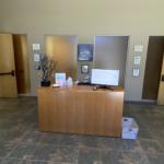 Front Entrance & Reception